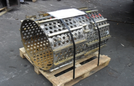 Industrial Sieves and Downtime